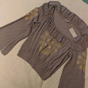 American Eagle Beautiful ❤️ blouse!